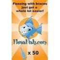Floss fish
