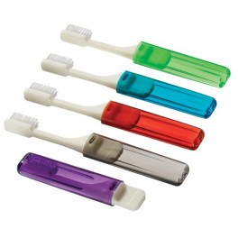 Travel V-Trim Toothbrush