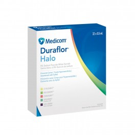 Duraflor -Halo Unit Dose